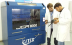 CATEC develops additive manufacturing systems through Fused Deposition Modelling method