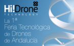 Born Hi! Drone Technology, the first Dron Technology Show in Southern Spain