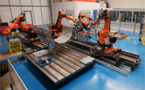 CEMTAURO: Multiprocess Cells for Aircraft Operations in Robotic Manufacturing, Assembly and Inspection