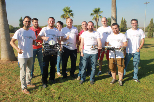 FADA-CATEC will participate in the biggest international robotics and drones competition to be held in Abu Dha