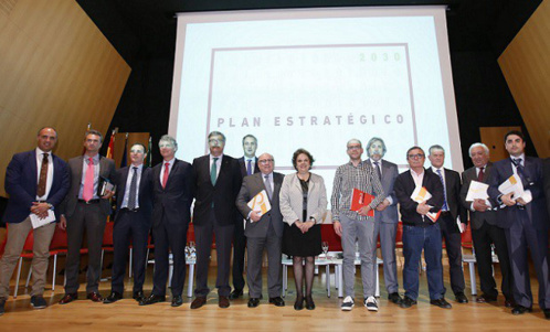 Our Centre collaborates on a workshop to define the new strategic plan and economic development of Seville for the next years