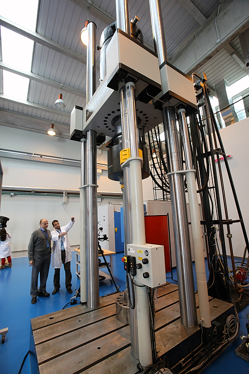 CATEC, the best partner for mechanical testing of large-scale structural components