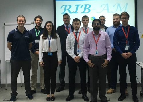 CATEC hosts the launch meeting of the European RIB-AM project