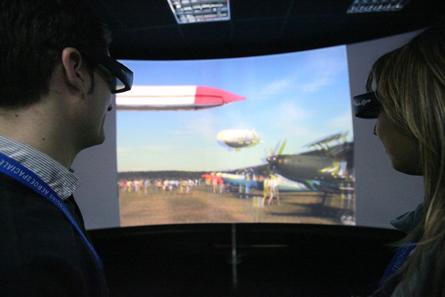 CATEC, the best laboratory for the development of new techniques for simulation and augmented virtual reality