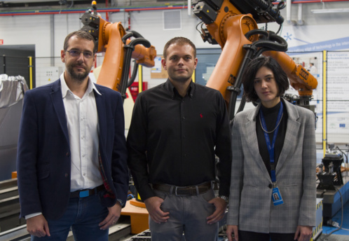 CATEC collaborates in the FAMACOM project on new automation solutions for light composites manufacturing