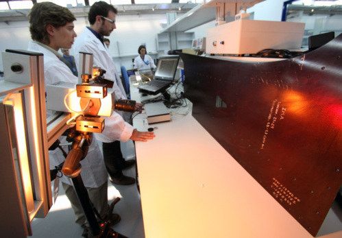 Shearografia Laser: state-of-the-art technology for real-time inspections of materials and components