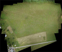 CATEC has an artificial vision system that allows the generation of maps from aerial imagery