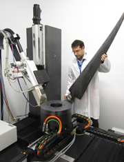 CATEC facilitates the structural and aerospace materials defects characterization by X-ray computed tomography