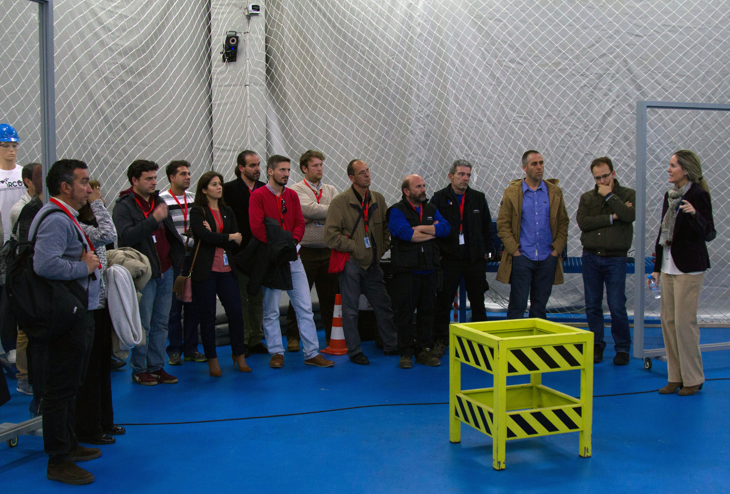 Our center shows opportunities of entrepreneurship and business development that offer the aerospace industry to young entrepreneurs