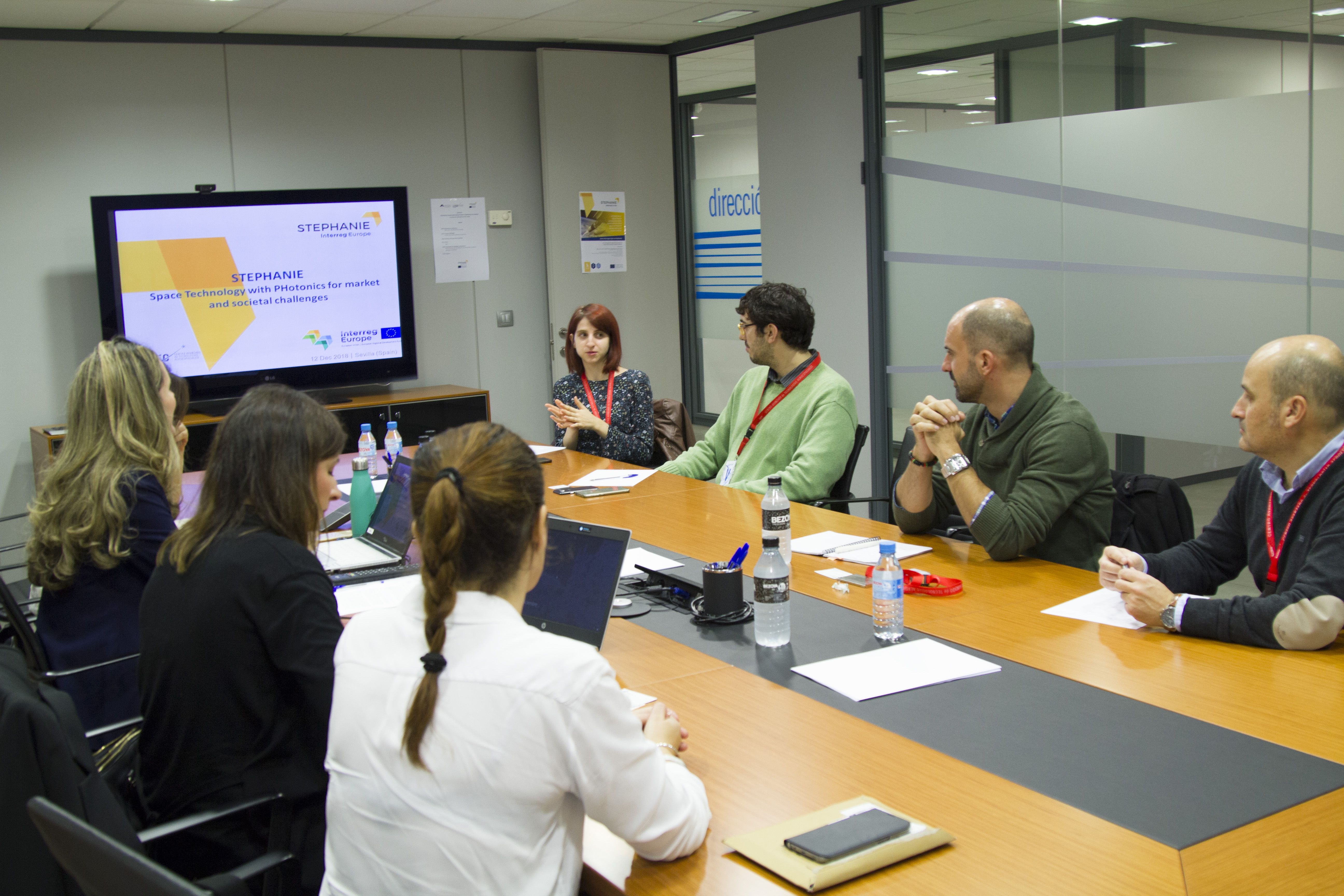 Workshop of the STEPHANIE project to bring conclusions about good practices that improve the funding of R&D in Andalusia