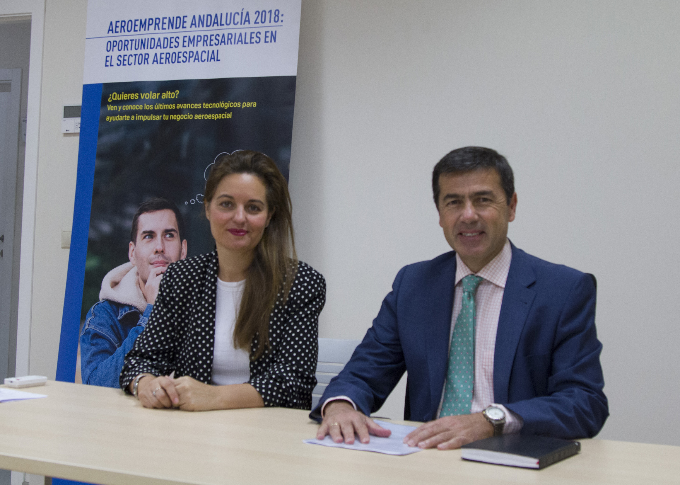 CATEC brings Andalusian entrepreneurs and SMEs the latest technologies in the sector to help them boost their business