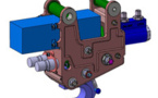 Test bench for functional tests with new electromechanical actuators for aerospace applications