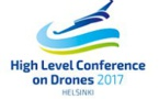 High Level Conference on Drones 2017: the main experts in drone sector in Europe analyze the future