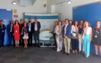 The Aeronautics, Space and Dual Technologies Sectorial Group of the Enterprise Europe Network visits the CATEC facilities