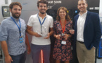 CATEC and CiTD develop components in 3D printing for the new CHEOPS satellite of the European Space Agency