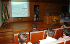 CATEC presents its capabilities and projects on simulation in a seminar held in Aerópolis