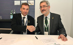 Good news from Le Bourget: CATEC and Safran awarded to jointly develop a test bank for the A350 lever of gas