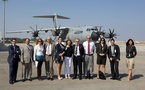 German companies visit CATEC and show their interest in business opportunities in the Andalusian aeronautic industry