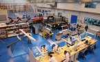 CATEC's revenues increased 153% to € 3.8 millions in 2010 bolstered by R&D aerospace services