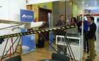 CATEC collaborates in UNVEX 2012, the national meeting on unmanned aerial and ground systems