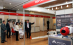 Favourable reception of CATEC's projects and services in the area of unmanned systems at UNVEX