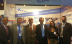 CATEC consolidates its international activity with an intense agenda of meetings in the course of ADM Seville 2012
