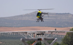 The EC-SAFEMOBIL project achieves a new technological milestone after reaching the landing of a UAV in a mobile platform