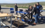 Researchers and experts of the European project MARINE-UAS participated in a technology seminar held in the ATLAS Center
