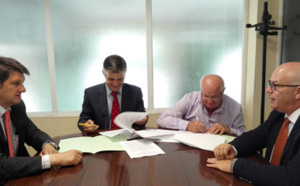 FADA-CATEC and ASAJA Jaén sign an agreement to foster precision agriculture through unmanned flights