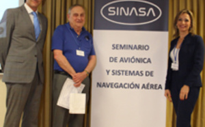 More than one hundred professionals, researchers and students of the aerospace field gather at the Seminar SINASA 2017