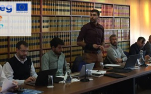 The general assembly of the European ADDISPACE project was held to analyze the progress of the initiative