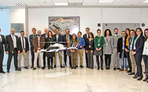 The RACER Demonstrator project, the new helicopter for the future that Airbus Helicopters promotes, is presented
