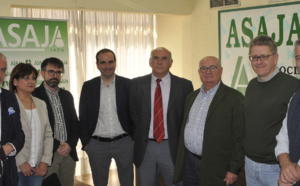 CATEC participates in a new operational group that will investigate precision agriculture with drones in the Andalusian olive grove