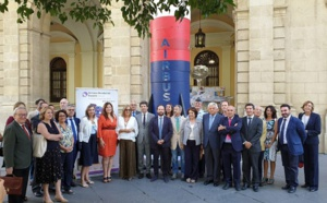 FADA-CATEC will collaborate one more year with the celebration of the World Space Week in Seville