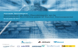 Collaboration in a seminar about numerical simulation in the aerospace sector