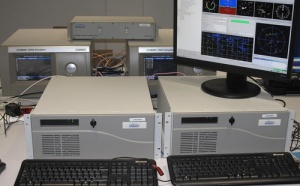 The centre has GPS and Galileo emulators for onboard software solutions for vehicles