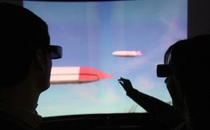 Real-time simulation of wind models for flight simulators