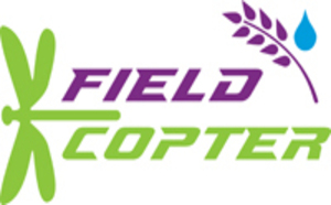 FieldCopter develops a system to gather information in real time to be applied in precision agriculture