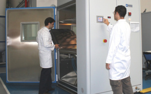 CATEC develops a new project to implement highly accelerated life tests in aerospace components