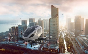 CATEC's robotic technology, part of the most ambitious European project on Urban Air Mobility