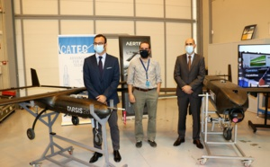 CATEC and AERTEC join capabilities to promote the the UAS sector in Andalusia