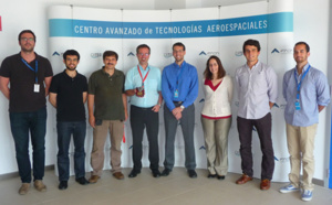 CATEC and EADS CASA-Espacio launch a project to develop new manufacturing technologies for space components