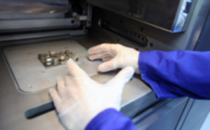 CATEC advance in the development of new Additive Manufacturing technology applications in the aerospace sector