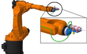 APASCOMP: Automatic Sealant Application in composite machining edges