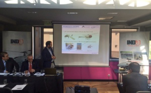 The Center explained in a seminar the main technological trends applied to the monitoring of critical infrastructures with UAS