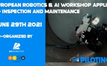 Webinar on the latest robotic and AI technologies applied to Inspection and Maintenance tasks